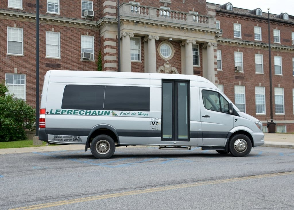 Leprecahun Lines - Shuttle - Hudson Valley - Upstate New York -Leprechaun Lines - Charter Bus Rentals - Bus Rental - Charters
